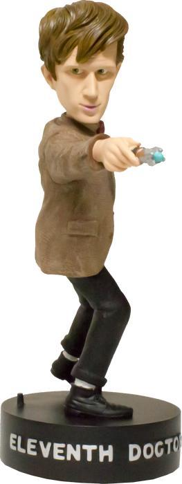 "Doctor Who 11th Doctor Light-Up 8"" Bobble Head"
