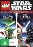 Star Wars Lego Double Pack DVD