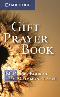 Book of Common Prayer, Gift Edition, White CP221 601B White image