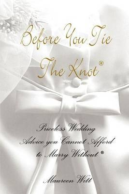 Before You Tie the Knot by Maureen Witt image