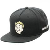 Fallout Vault Boy Snapback Cap
