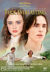 Tuck Everlasting on DVD