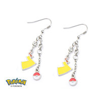 Pokemon Pikachu Tail Dangle Earrings