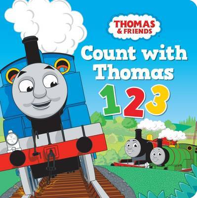 Thomas & Friends: Count with Thomas 123 by Thomas and Friends