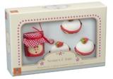 Orange Tree Toys: Farm Kitchen - Wooden Scones & Jam Set