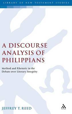 A Discourse Analysis of Philippians by Jeffrey T. Reed