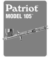 Badger: Patriot 105 Airbrush Set image