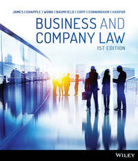 Business & Company Law by Alex Wong