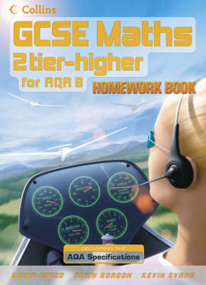 Higher Homework Book by Brian Speed image