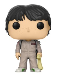 Stranger Things S2: Mike (Ghostbuster Ver.) - Pop Vinyl Figure