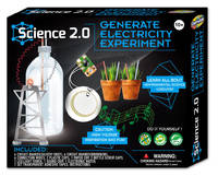 Science 2.0: Generate Electricity Experiment - Science Kit image