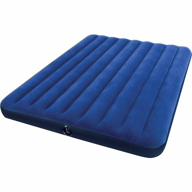 Intex: Queen Classic Downy Airbed
