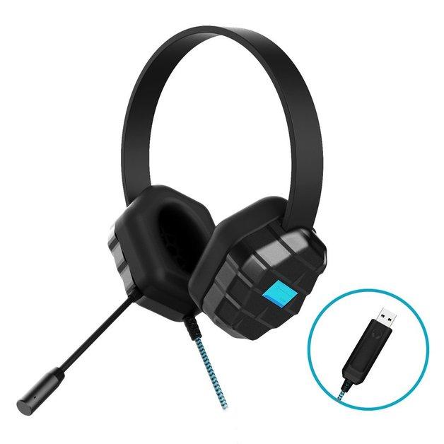 Gumdrop: DropTech B2 USB Headset