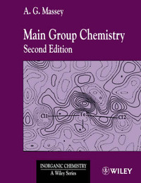 Main Group Chemistry by Alan Gibbs Massey image