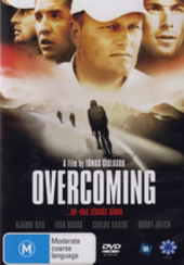 Overcoming (2 Disc Set) on DVD