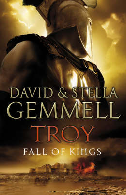 Troy #3: Fall of Kings by David Gemmell image