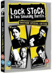 Lock Stock And Two Smoking Barrels - Special Edition (2 Disc Set) on DVD