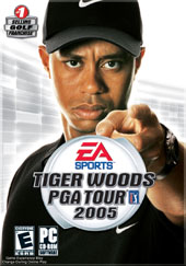 Tiger Woods 2005 for PC Games
