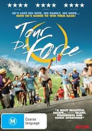 Tour de Force on DVD