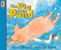 Pig in the Pond by Martin Waddell image