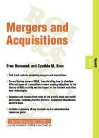 Mergers and Acquisitions by Broc Romanek image