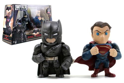 Jada Metals: Batman v Superman - Die-Cast Figure Set
