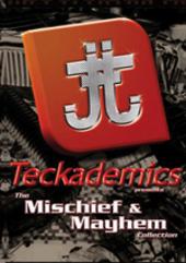 Destroy Collection #1 (Mischief & Mayhem)  - Teckademics (3 Disc Box Set) on DVD