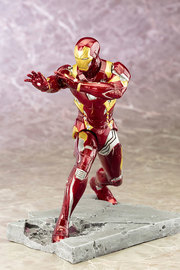 Captain America 3 - 1/10 Iron Man (Mark 46) ARTFX+ Figure