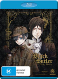 Black Butler: Book Of Murder on Blu-ray