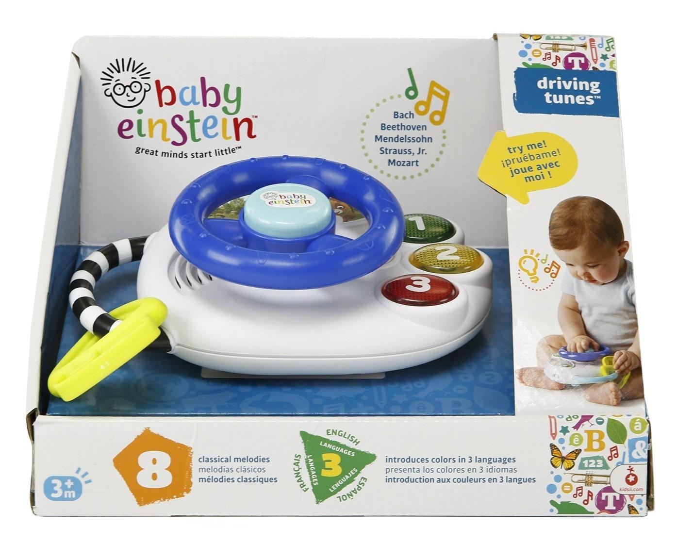 Baby Einstein Musical Toys : Buy baby einstein driving tunes musical toy at mighty