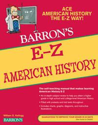 E-Z American History by William O Kellogg image
