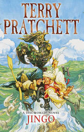 Jingo (Discworld 21 - City Watch) (UK Ed.) by Terry Pratchett