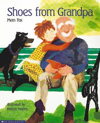 Shoes from Grandpa by Mem Fox image