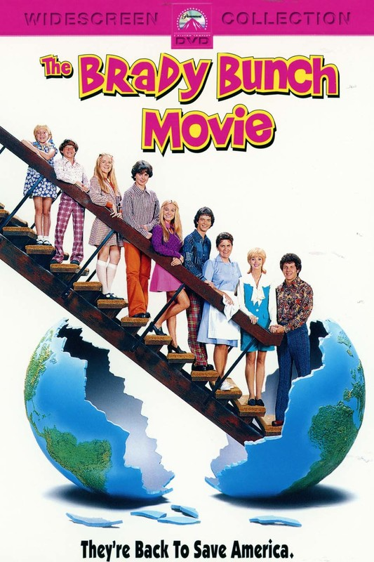 The Brady Bunch Movie on DVD