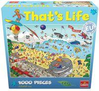 That's Life 1,000 Piece Jigsaw (Bondi Beach)