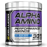 Cellucor Gen4 Alpha Amino V2 - Blue Raspberry (30 Serves)