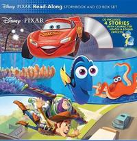 Disney-Pixar Read-Along Storybook and CD Box Set by Disney Book Group