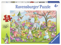 Ravensburger: Egg Hunt Puzzle - 35pc