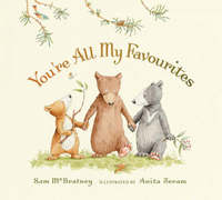 You're All My Favourites by Sam McBratney image