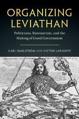 Organizing Leviathan by Carl Dahlstrom