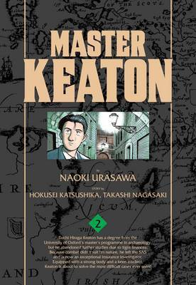 Master Keaton, Vol. 2 by Naoki Urasawa