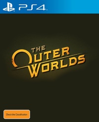 The Outer Worlds for PS4