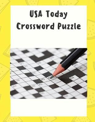 USA Today Crossword Puzzle by Mikaelbe V Crossword