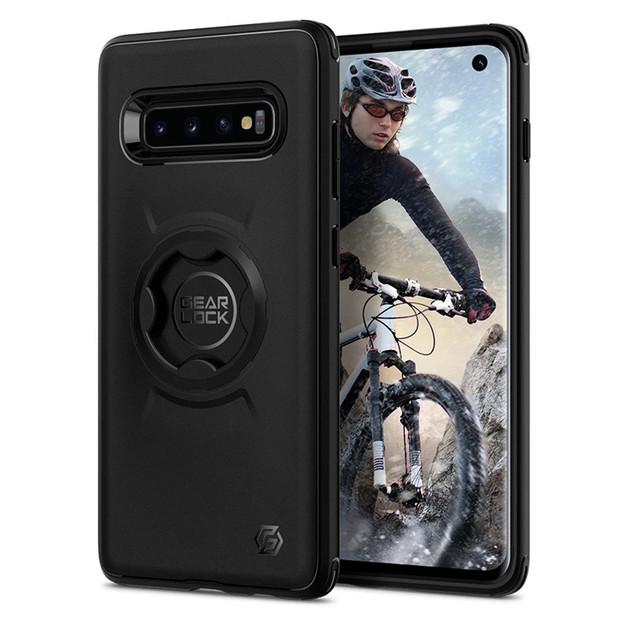 Spigen: Gearlock Galaxy S10 Bike Mount Protective Case
