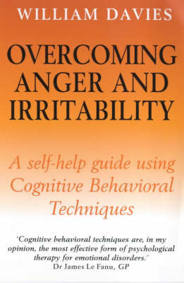 Overcoming Anger and Irritability by William Davies image