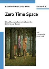 Zero Time Space by Gunter Nimtz image