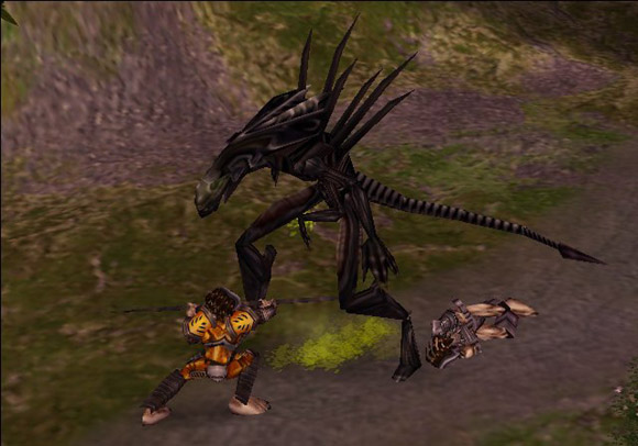 Aliens vs Predator Extinction for PS2 image