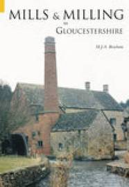 Mills & Milling in Gloucestershire by Michael Beacham image