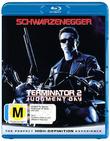 Terminator 2 - Judgement Day on Blu-ray