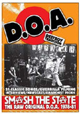 D.O.A. - 1978-1981: Smash The State DVD